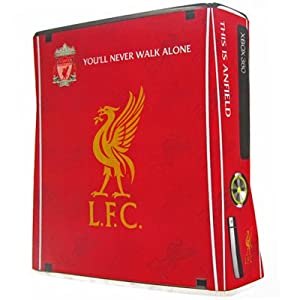 Liverpool FC Slim Console Skin (Xbox 360) by Liverpool FC