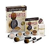 Bare Escentuals I.d. Bare Minerals Get Started Kit - Light - NEW Packaging - $181 Value