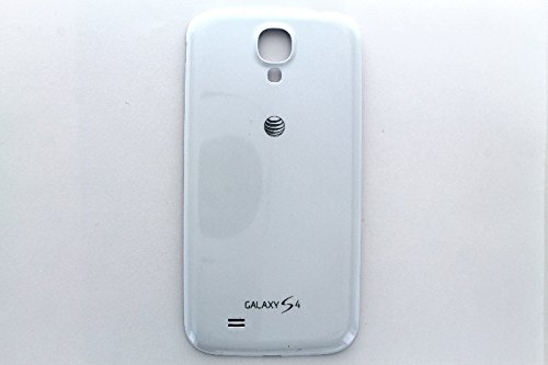 RBC Battery Back Door Cover Replacement For Samsung Galaxy S4 i337 AT&T - White Frost (Samsung S4 Back Cover Replacement compare prices)