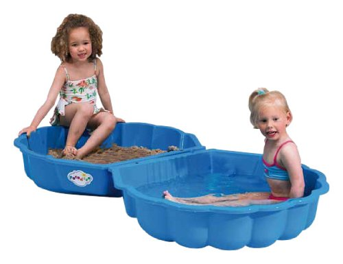Paradiso Toys - T00752 - Jeu de Plein Air - Coquille Bleue
