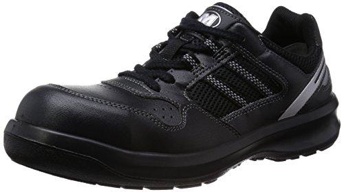 ミドリ安全 《通気メッシュ》 男女兼用 スニーカー安全靴 G3690 G3690 ブラック(ブラック/26.5)