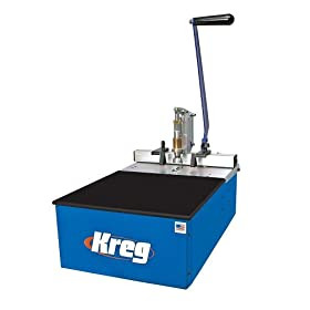 Kreg DB110 Foreman 3/4-Horsepower Electric Semi-Automatic Pocket Hole Machine