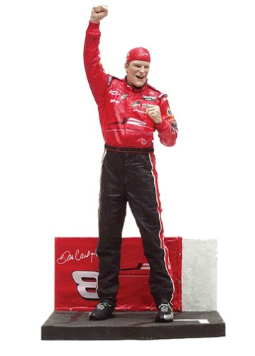 Dale Earnhardt Jr. Series 1 Nascar Action Figure By Mcfarlane