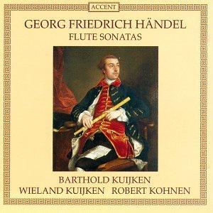 Flute Sonatas Op 1