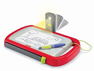 Fisher Price Kid Tough Travel Doodle Pro with Light