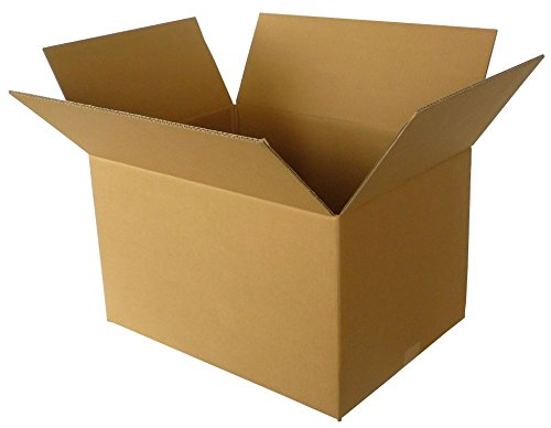 ダンボール 140サイズ (53×38×33cm) 5枚セット 引越し・梱包用 ボックスバンク