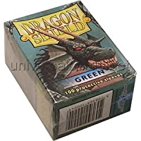 Dragon Shield Deck Protector Pack - Green