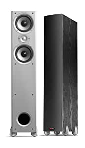 Polk Audio Monitor 50 AM5025-A 2-Way Floorstanding Speaker (Single, Black)