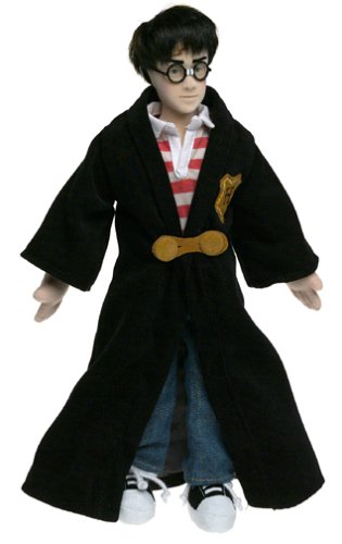 Picture of Gund Harry Potter Gund Figure (B000068QHZ) (Harry Potter Action Figures)