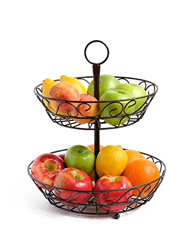 sturdy-and-easy-assembly-2-tier-fruit-basket-with-countertop-anti-scratch-design