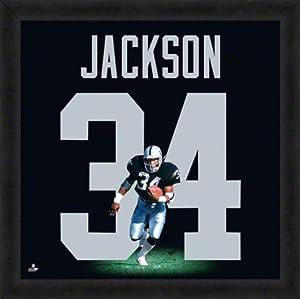 Bo Jackson Oakland Raiders 20X20 Uniframe Photo by Photo File