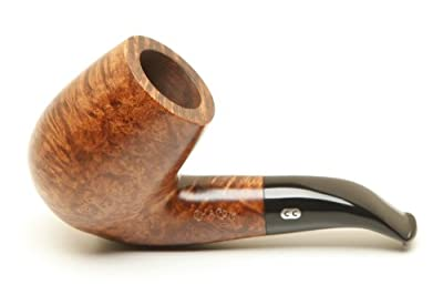 Chacom King Size Natural 1202 Smooth Tobacco Pipe from Chacom