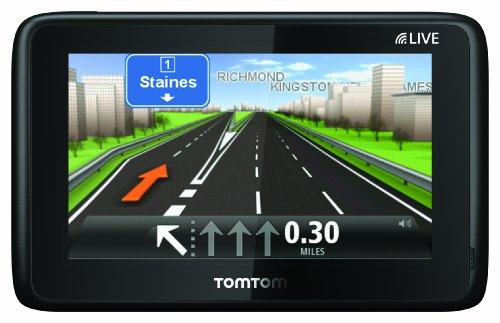 TomTom GO LIVE 1000 UK and ROI Satellite Navigation System