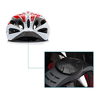 Cloudwal-ROBESBON Mens Womens EPS Material Road Mountain Cycle helmet 3 Colors from Cloudwal