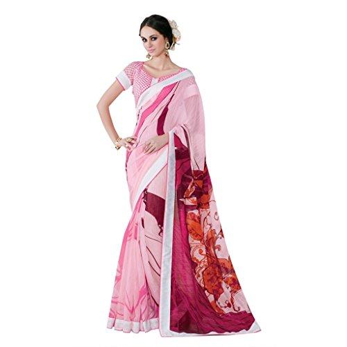 Jay Sarees Office Casual Partywear Ethnic Indian Linen Saree - Jcsari2995d1952