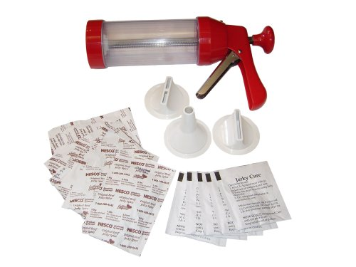 Nesco BJX-5 American Harvest Jumbo Jerky Works Kit (Nesco Dehydrator Jerky Gun compare prices)