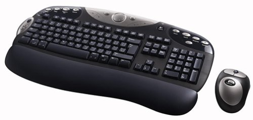 Logitech Cordless Elite Duo Keyboard & Mouse (967231-0403)