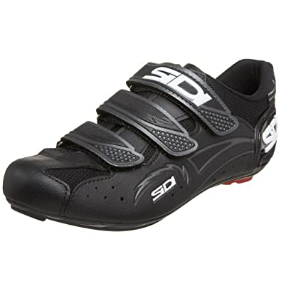 SIDI Men's Zephyr Black Cycling Shoe 74923 12 UK