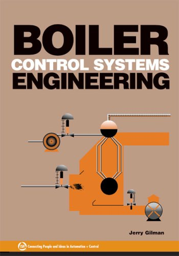 Boiler Control Systems Engineering - ISA-Instrumentation, Systems, and Automation Society - 1556179073 - ISBN:1556179073