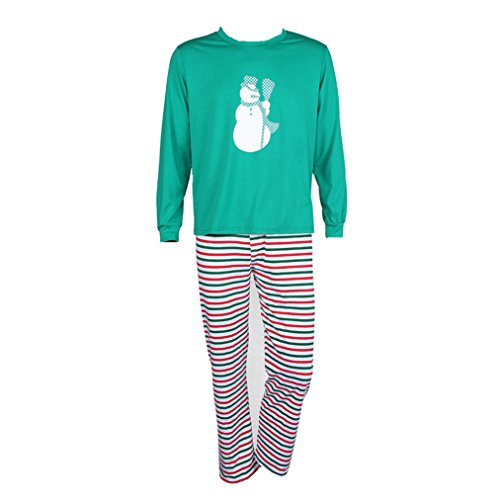 besicta-christmas-kids-mom-dad-two-pieces-striped-matching-family-pajama-set-sleepwear-father-green-