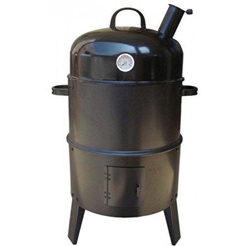 Smoke Grill Räucherofen Stahl für Fisch, Fleisch u.v.m. günstig kaufen