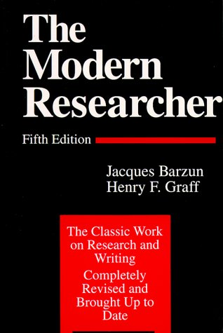 the-modern-researcher
