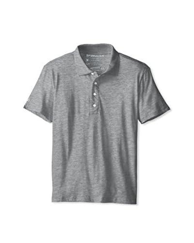 Spenglish Men's Pima Jersey Short Sleeve Polo