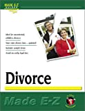 Divorce: Made E-Z! (Made E-Z Guides) (1563824698) by Made E-Z