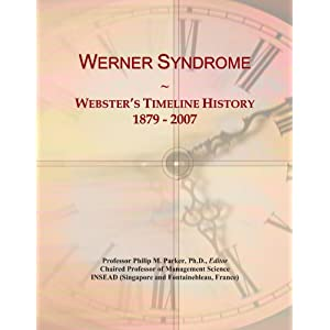 Werner Syndrome History | RM.