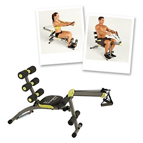 Wondercore II - wonder core - Ganzkörper Fitnessgerät - Das Original aus der TV Werbung von Mediashop hier kaufen