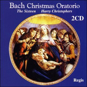 BACH: Christmas Oratorio BWV 248 - The Sixteen Harry Christophers (US Import)