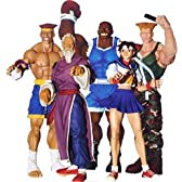 Street Fighter - Round 3: Action Figures Set