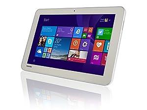 Toshiba Encore 2 WT10-A-102 10-inch Tablet (Atom Z3735F 1.33GHz, 2GB RAM, 32GB Memory, Windows 8.1 with Bing)