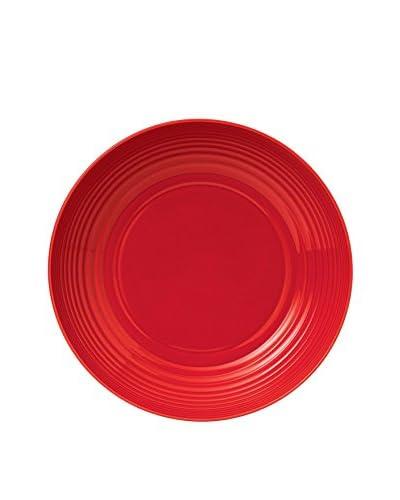 Gordon Ramsay Royal Doulton Maze 11.8 Serving Bowl, Chili Red