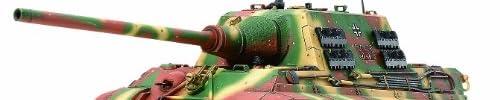 1/48 ミリタリーミニチュアシリーズ No.69 ドイツ 重駆逐戦車 ヤークトタイガー 初期生産型 32569