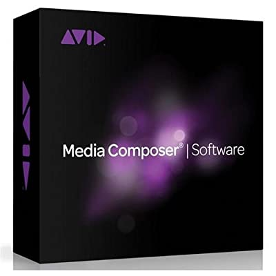Avid Media Composer 8 Educational Software Annual Subscription for Student, Download