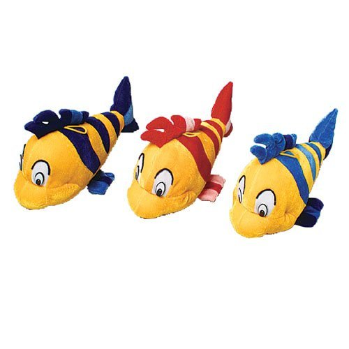 Assorted Clown Fish Plush Stuffed Animal ONE (1) - 1