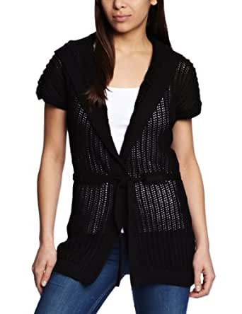 O'Neill Leash Pullover femme Black Out FR : 40 (Taille Fabricant : L)