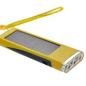 moonar chargeur portable solaire batterie de secours puissance mobile pour t l phone mp3 4. Black Bedroom Furniture Sets. Home Design Ideas