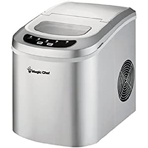 Magic Chef Countertop Ice Maker Instructions : Amazon.com: Magic Chef Portable Countertop Ice Maker Display: Kitchen ...