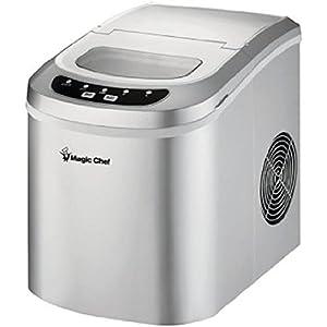 Amazon.com: Magic Chef Portable Countertop Ice Maker Display: Kitchen ...