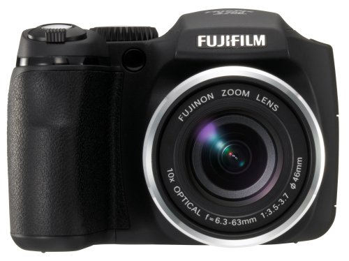 Fujifilm FinePix S700 is the Best Point and Shoot Digital Camera for Travel, Action, and Low Light Photos Under $200