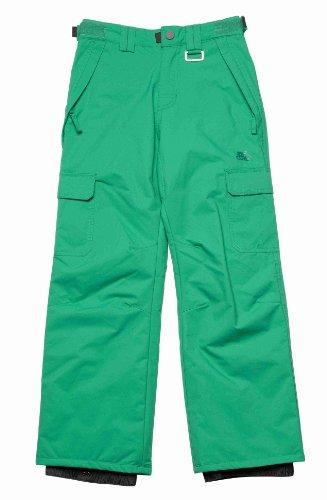 Ripcurl Mondo Boys Snow Pant - Ming Green, Size 8