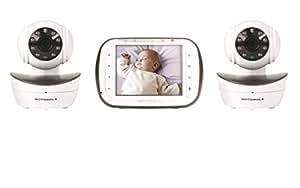 Motorola MBP43 Digital Video Baby Monitor