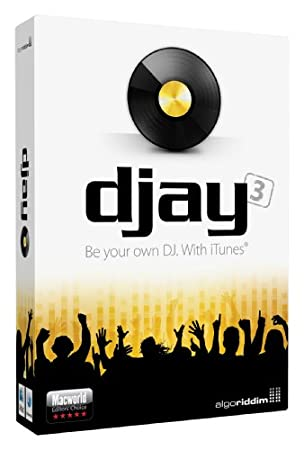 Djay 3 (Mac) [import anglais]