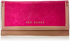 Ted Baker Metal Corners Purse,Mid Pink,One Size