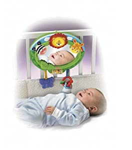 Fisher-Price Rainforest Music and Lights Mirror