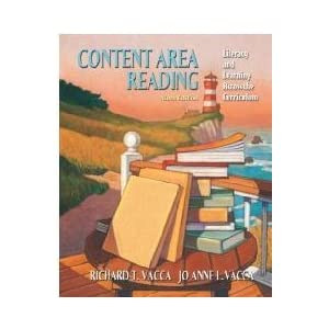 Content Area Reading - Literacy And Learning Across The Curriculum - Ninth Edition