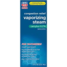 Rite Aid Vaporizing Steam, 8 oz