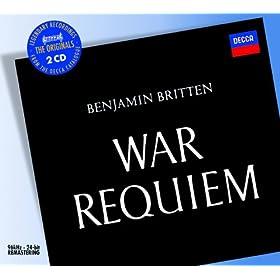Britten: War Requiem (2 CDs)